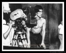 Брюс Ли, фото из фильма Путь дракона 00001