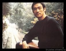Брюс Ли, фото из фильма Путь дракона 00005