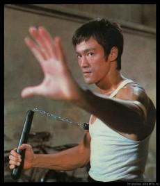 Брюс Ли, фото из фильма Путь дракона 00007