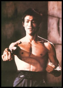Брюс Ли, фото из фильма Путь дракона 00010