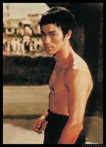 Брюс Ли, фото из фильма Путь дракона 00011