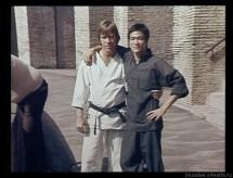 Брюс Ли, фото из фильма Путь дракона 00029