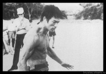 Брюс Ли, фото из фильма Путь дракона 00030
