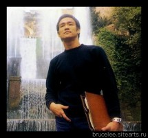 Брюс Ли, фото из фильма Путь дракона 00035