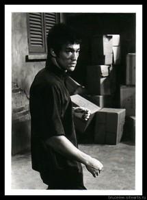 Брюс Ли, фото из фильма Путь дракона 00045
