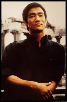 Брюс Ли, фото из фильма Путь дракона 00048