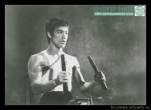 Брюс Ли, фото из фильма Путь дракона 00056