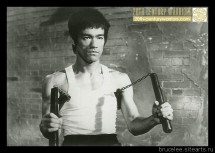 Брюс Ли, фото из фильма Путь дракона 00057