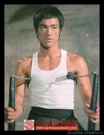 Брюс Ли, фото из фильма Путь дракона 00059