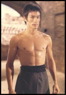 Брюс Ли, фото из фильма Путь дракона 00060