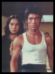 Брюс Ли, фото из фильма Путь дракона 00081