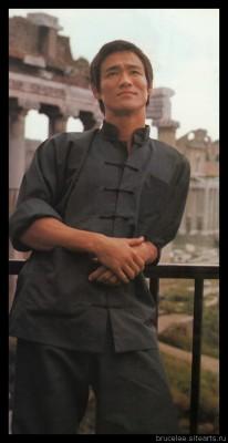 Брюс Ли, фото из фильма Путь дракона 00088