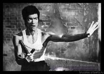 Брюс Ли, фото из фильма Путь дракона 00111