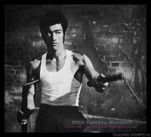 Брюс Ли, фото из фильма Путь дракона 00112