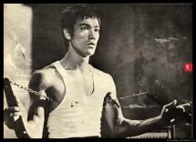 Брюс Ли, фото из фильма Путь дракона 00113