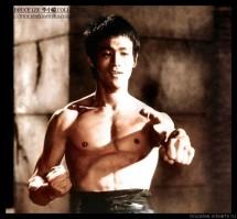 Брюс Ли, фото из фильма Путь дракона 00133