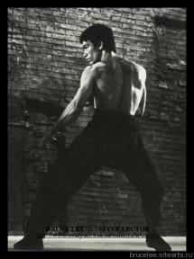 Брюс Ли, фото из фильма Путь дракона 00135