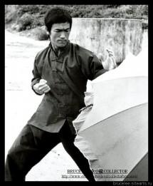 Брюс Ли, фото из фильма Путь дракона 00137