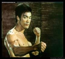 Брюс Ли, фото из фильма Путь дракона 00149