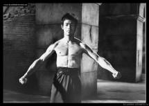 Брюс Ли, фото из фильма Путь дракона 00150