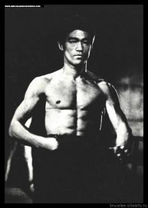 Брюс Ли, фото из фильма Путь дракона 00157