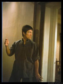 Брюс Ли, фото из фильма Путь дракона 00161