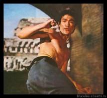Брюс Ли, фото из фильма Путь дракона 00194