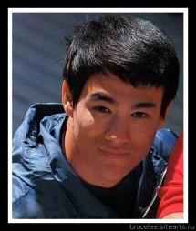 Фото Брюс Ли в детстве и юношестве 14
