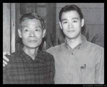 Фото Брюс Ли в детстве и юношестве 18