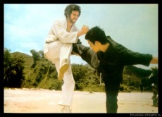 Брюс Ли, фото из фильма Путь дракона 00002