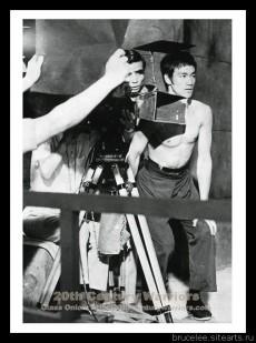 Брюс Ли, фото из фильма Путь дракона 00006