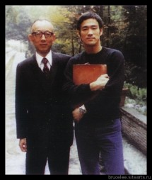 Брюс Ли, фото из фильма Путь дракона 00025