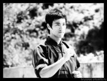 Брюс Ли, фото из фильма Путь дракона 00038