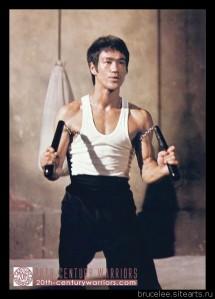 Брюс Ли, фото из фильма Путь дракона 00055
