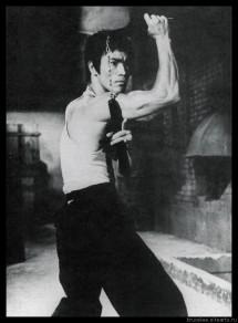 Брюс Ли, фото из фильма Путь дракона 00091