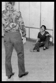 Брюс Ли, фото из фильма Путь дракона 00097