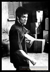 Брюс Ли, фото из фильма Путь дракона 00115