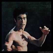 Брюс Ли, фото из фильма Путь дракона 00119
