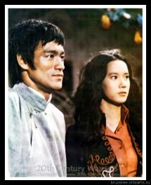 Брюс Ли, фото из фильма Путь дракона 00122