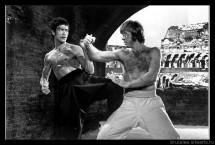 Брюс Ли, фото из фильма Путь дракона 00126
