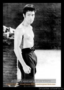 Брюс Ли, фото из фильма Путь дракона 00131