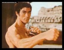 Брюс Ли, фото из фильма Путь дракона 00151
