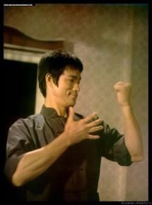 Брюс Ли, фото из фильма Путь дракона 00155