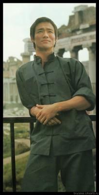 Брюс Ли, фото из фильма Путь дракона 00158