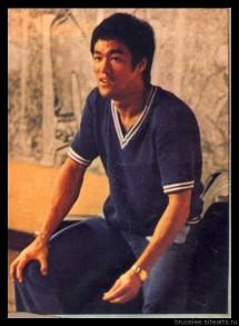 Брюс Ли, фото из фильма Путь дракона 00166