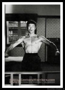 Брюс Ли, фото из фильма Путь дракона 00178