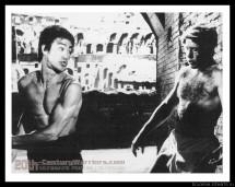 Брюс Ли, фото из фильма Путь дракона 00182