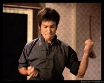 Брюс Ли, фото из фильма Путь дракона 00192