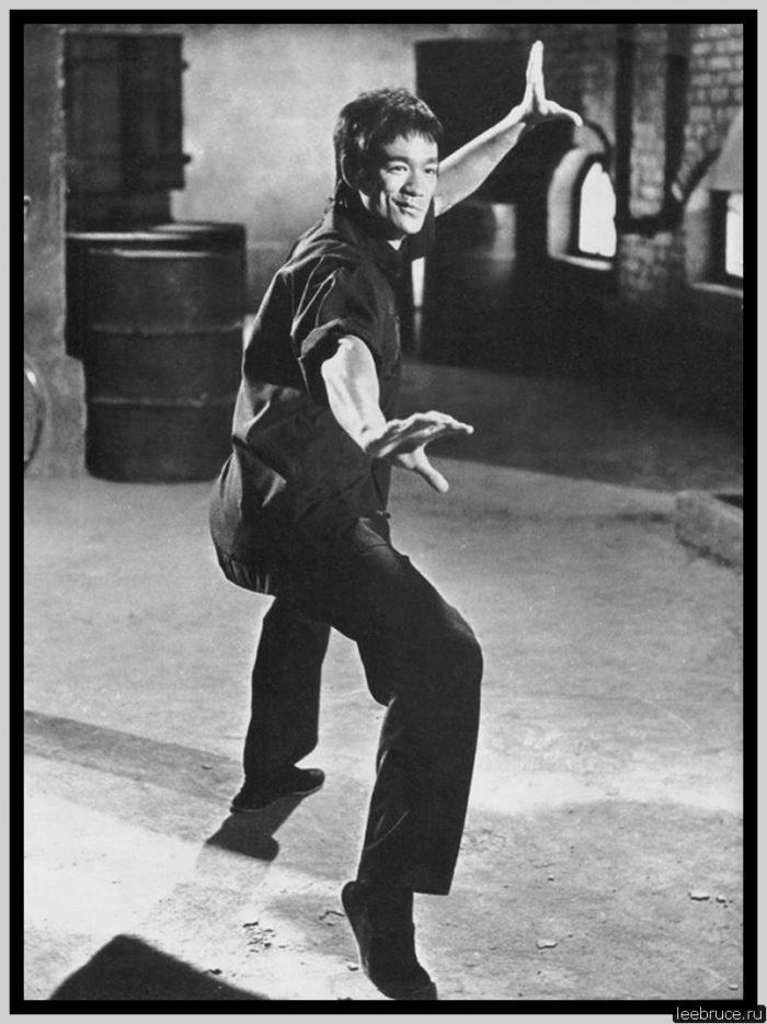 Фотографии из фильма «Путь дракона» с Брюсом Ли (1972)